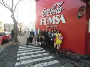 FEMSA class visit
