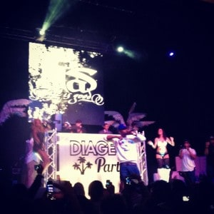 Diageo Party!