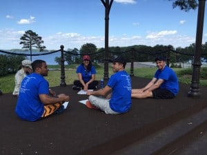 Team 7: The Movers and Shakers at Lake Lanier