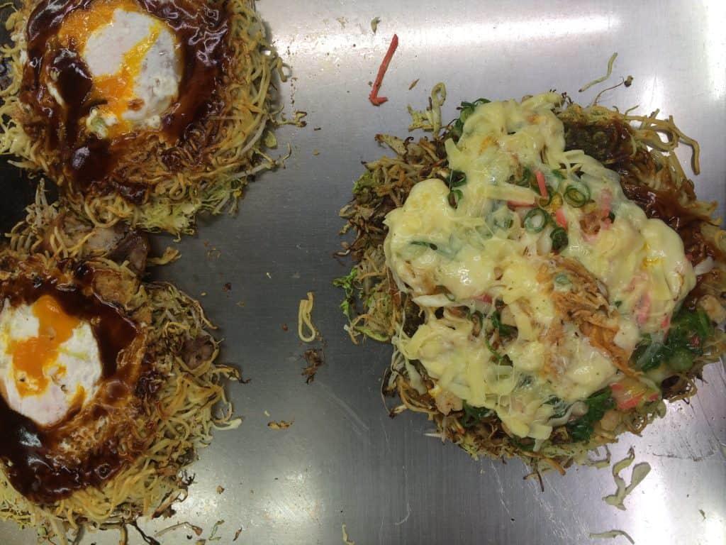 Amy High_Okonomiyaki_201703