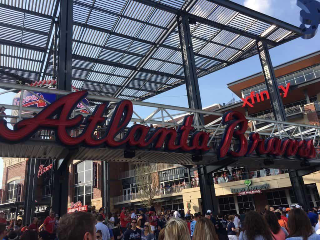 Atlanta Braves 20170417