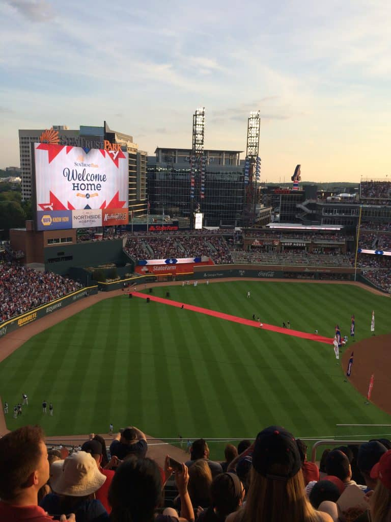 Atlanta Braves Field 20170417