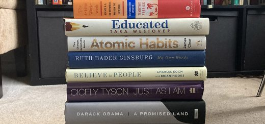 Books as Self-Care: Using This Moment To Become a Better Leader
